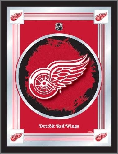 Detroit Red Wings Logo Mirror