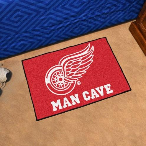 Detroit Red Wings Man Cave Starter Mat