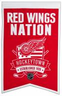 Detroit Red Wings Nations Banner