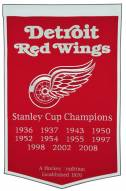 Winning Streak Detroit Red Wings NHL Dynasty Banner