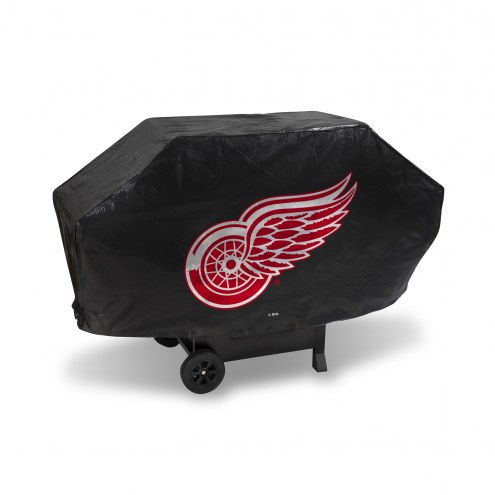 Detroit Red Wings Padded Grill Cover