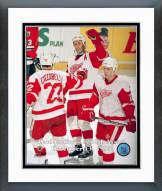Detroit Red Wings Paul Coffey 1000th Assist Framed Photo