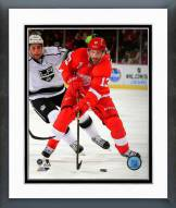 Detroit Red Wings Pavel Datsyuk Action Framed Photo