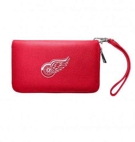 Detroit Red Wings Pebble Organizer Wallet