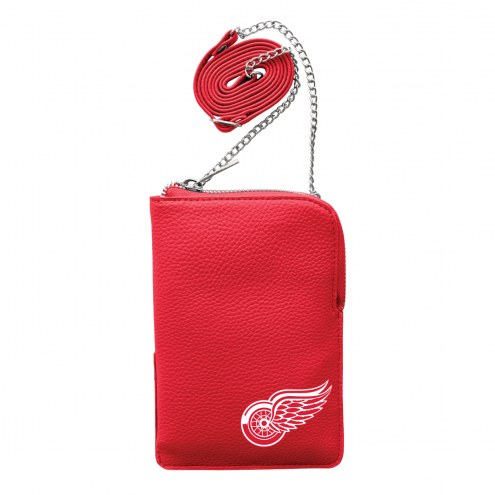 Detroit Red Wings Pebble Smart Purse