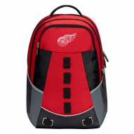 Detroit Red Wings Personnel Backpack
