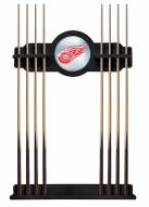 Detroit Red Wings Pool Cue Rack