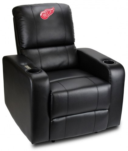 Detroit Red Wings Power Theater Recliner