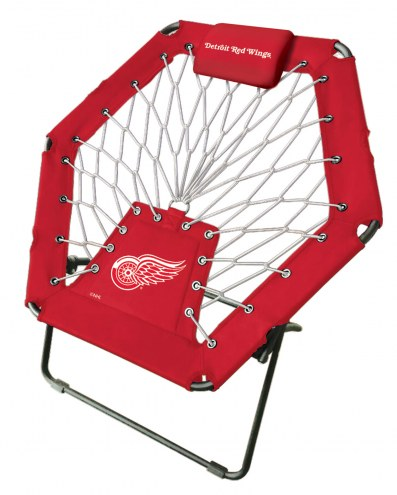 Detroit Red Wings Premium Bungee Chair