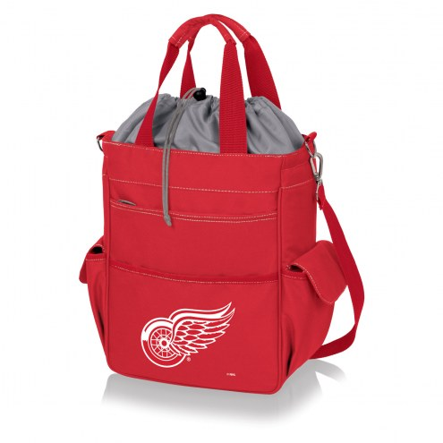 Detroit Red Wings Red Activo Cooler Tote