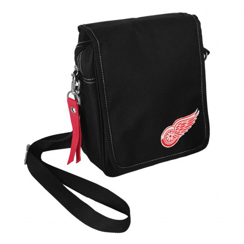 Detroit Red Wings Ribbon Satchel