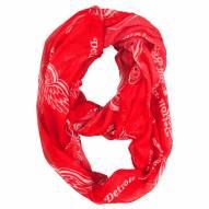 Detroit Red Wings Sheer Infinity Scarf