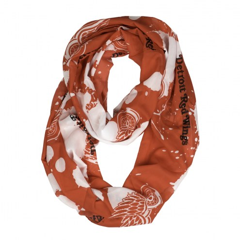Detroit Red Wings Silky Infinity Scarf
