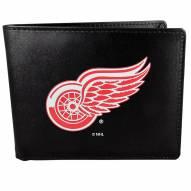 Detroit Red Wings Large Logo Bi-fold Wallet