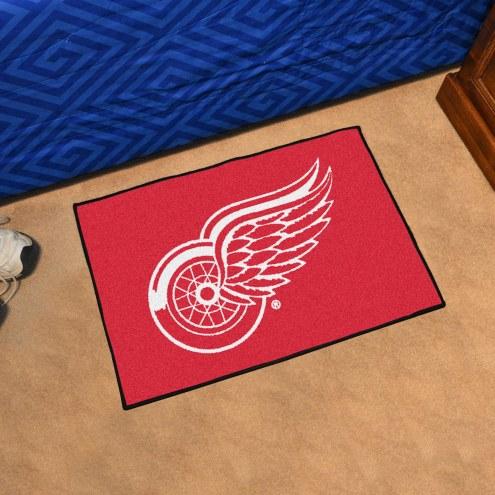 Detroit Red Wings Starter Rug