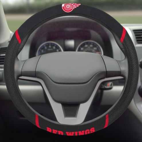 Detroit Red Wings Steering Wheel Cover