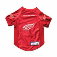 Detroit Red Wings Stretch Dog Jersey