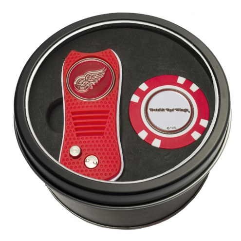 Detroit Red Wings Switchfix Golf Divot Tool & Chip