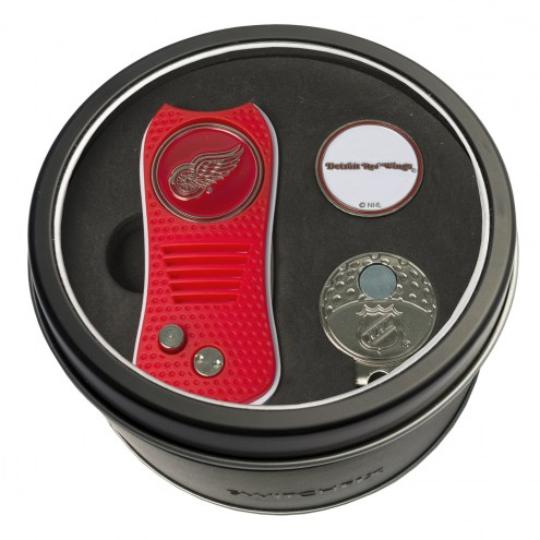 Detroit Red Wings Switchfix Golf Divot Tool, Hat Clip, & Ball Marker