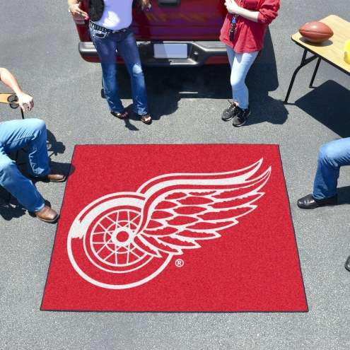 Detroit Red Wings Tailgate Mat