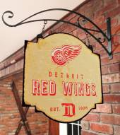 Detroit Red Wings Tavern Sign