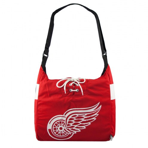Detroit Red Wings Team Jersey Tote