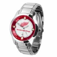 Detroit Red Wings Titan Steel Men's Watch