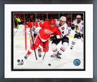 Detroit Red Wings Tomas Jurco Action Framed Photo