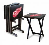 Detroit Red Wings TV Trays - Set of 4
