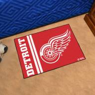 Detroit Red Wings Uniform Inspired Starter Rug