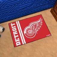 Detroit Red Wings Uniform Inspired Starter Rug