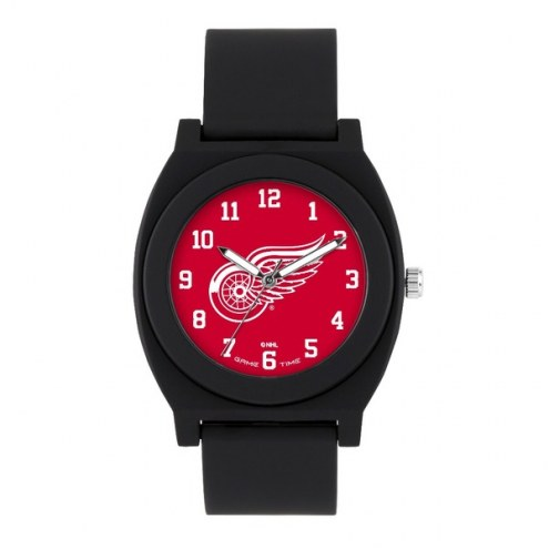 Detroit Red Wings Unisex Fan Black Watch