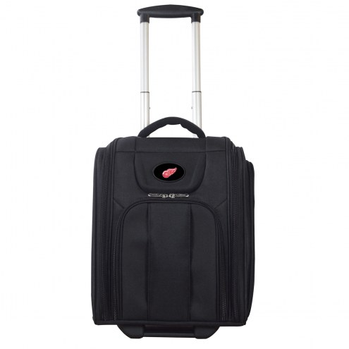 Detroit Red Wings Wheeled Business Tote Laptop Bag