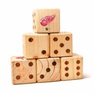 Detroit Red Wings Yard Dice