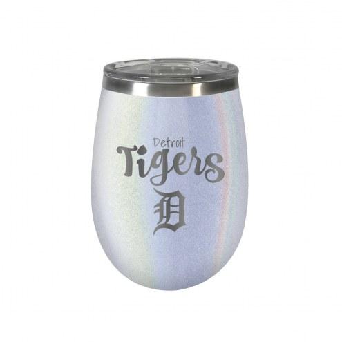 Detroit Tigers 10 oz. Opal Blush Wine Tumbler