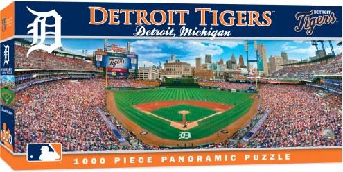 Detroit Tigers 1000 Piece Panoramic Puzzle