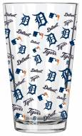 Detroit Tigers 16 oz. All Over Print Pint Glass