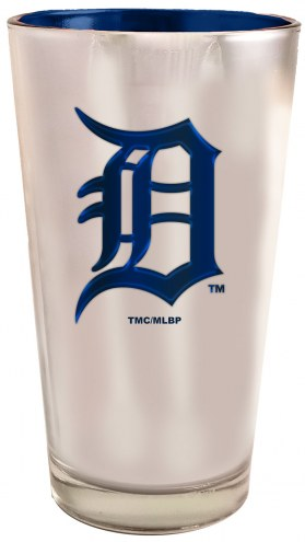 Detroit Tigers 16 oz. Electroplated Pint Glass