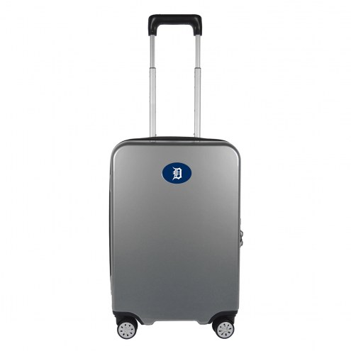 """Detroit Tigers 22"""" Hardcase Luggage Carry-on Spinner"""