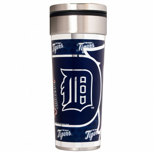 Detroit Tigers 22 oz. Hi Def Travel Tumbler