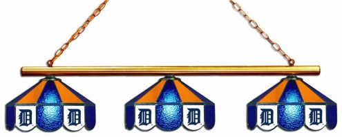 Detroit Tigers 3 Shade Pool Table Light
