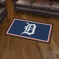 Detroit Tigers 3' x 5' Area Rug