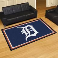 Detroit Tigers 5' x 8' Area Rug
