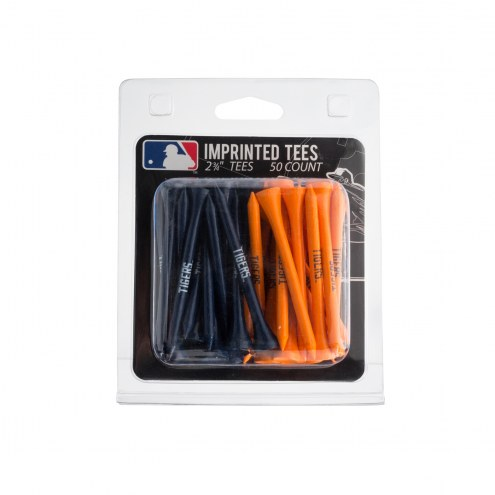 Detroit Tigers 50 Golf Tee Pack