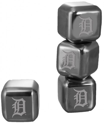Detroit Tigers 6 Pack Stainless Steel Ice Cube Set