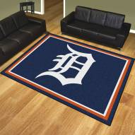 Detroit Tigers 8' x 10' Area Rug