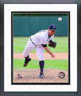 Detroit Tigers Alex Wilson Action Framed Photo