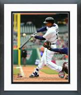 Detroit Tigers Anthony Gose Action Framed Photo