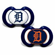 Detroit Tigers Baby Pacifier 2-Pack