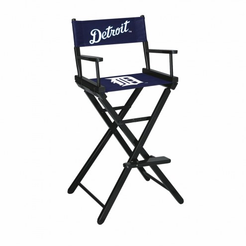 Detroit Tigers Bar Height Director's Chair